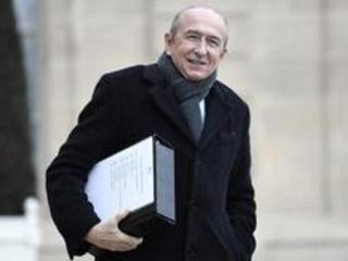 """La France va demander aux Britanniques """"d'aider Calais à se développer"""""""