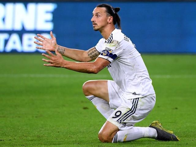 Zlatan Ibrahimovic quitte le LA Galaxy et se moque des fans américains