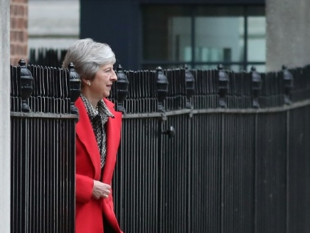 Brexit : Theresa May sous pression des eurosceptiques pour modifier l'accord