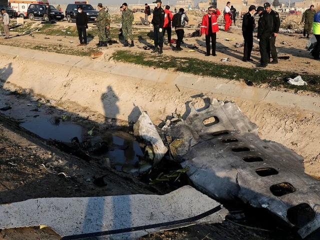 """Avant son crash, l'avion en Iran avait fait demi-tour après un """"problème"""""""