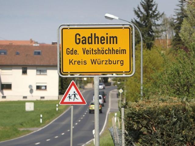 Avec le Brexit, Gadheim en Bavière devient le centre de l'UE