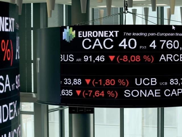 La Bourse de Paris chute à l'ouverture, le CAC 40 perd 1,17%
