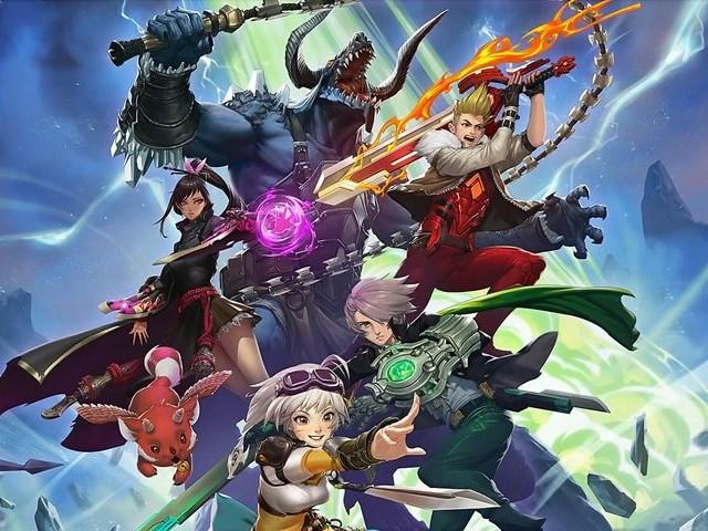 Epic Games a lancé son tactical-RPG Battle Breakers sur PC et mobiles
