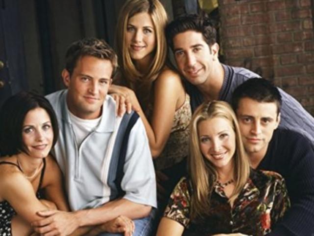 """Pour garder """"Friends"""", Netflix met la main à la poche"""