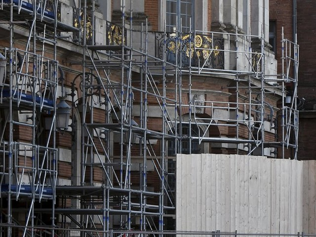 Toulouse. Les façades du Capitole se refont une beauté