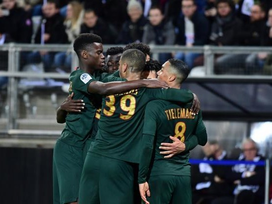 Foot - L1 - Monaco sort de la zone de relégation après sa victoire à Amiens