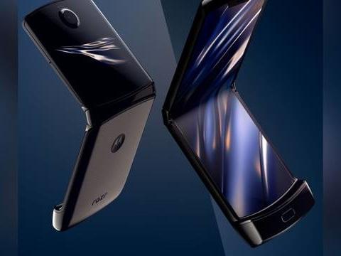 Hello 2004, Motorola ressuscite le Razr avec un écran pliable