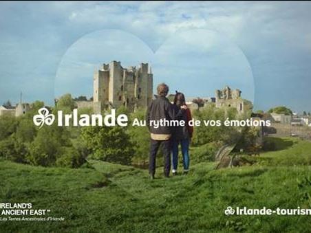 Irlande : nouvelle campagne de com' sur les « Terres Ancestrales de l'Est »