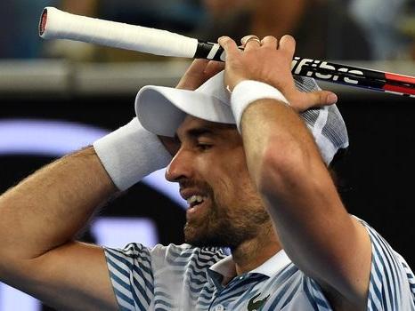 Tennis: Chardy trop fort pour Simon à Miami