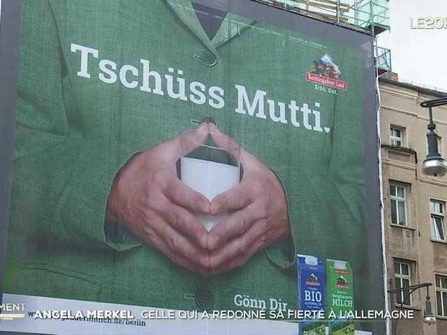 Angela Merkel : la « Mutti » qui a redonné sa fierté à l'Allemagne