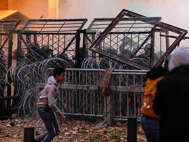 Liban:des affrontements entre des manifestants et la police font160blessés