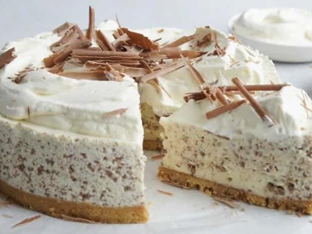 Cheesecake Baileys au thermomix