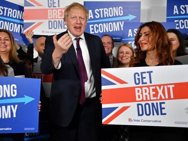 Elections: Johnson admet être nerveux face aux sondages