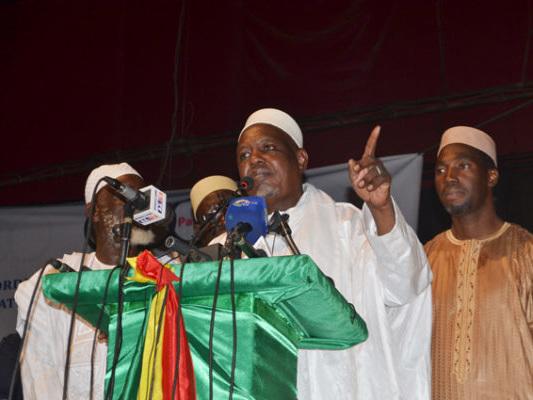 Situation sociopolitique: Que veut l'Iman Mahmoud Dicko ?