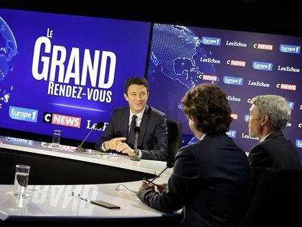 Benjamin Griveaux: «Le grand débat est la propriété du peuple français»
