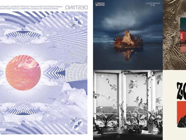 Les 5 albums à écouter absolument ce week-end !