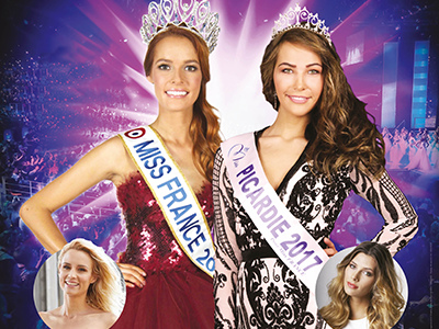 Des reines de beauté à Elispace - dimanche 14 octobre