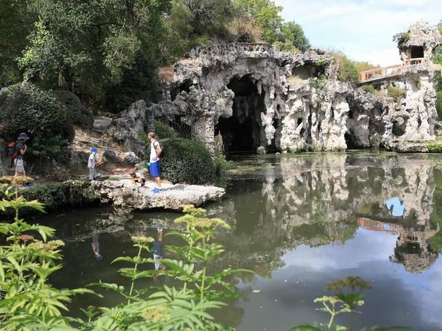 En images, les grottes girondines