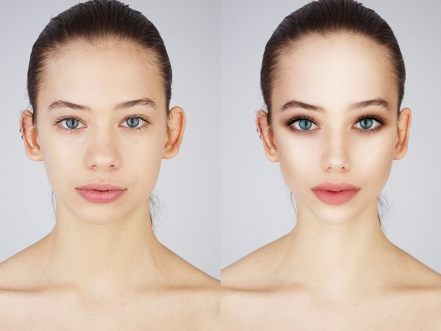 Comment des adolescentes ont retouché leurs portraits pour Internet