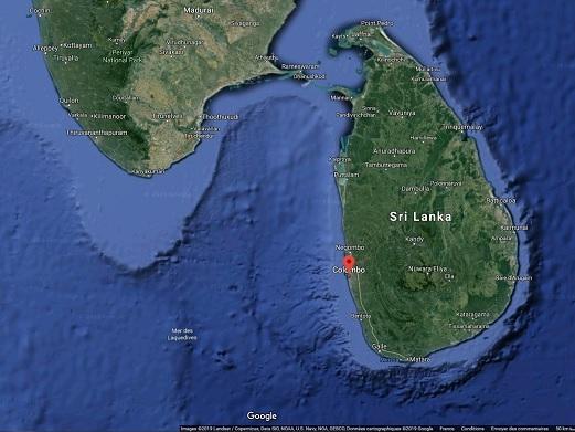 Sri Lanka : le Seto révise sa note d'information pour les voyages à forfait