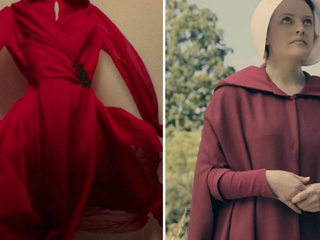 Si les vêtements rouges nous font si peur, c'est pour ça