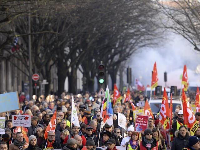 Retraites : nouvelle journée de manifestation ce mardi