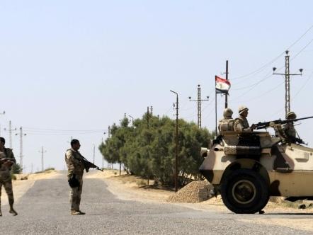 Egypte: au moins 35 policiers tués dans une embuscade islamiste