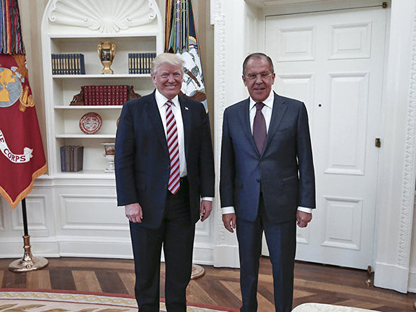 La préparation d'un entretien Trump-Lavrov confirmée par la diplomatie russe