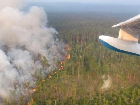 Feux de forêt : Poutine envoie l'armée en Sibérie