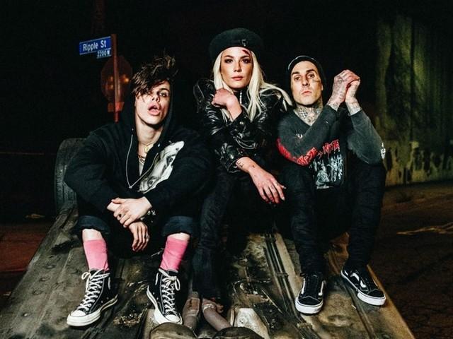 YUNGBLUD + Halsey : comment Travis Barker a enregistré le titre «11 minutes» avec eux !