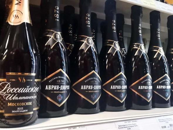 Appellation «champagne» en Russie: Paris obtient un moratoire sur la loi russe jusqu'en2022