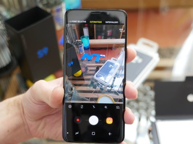 Galaxy S10 et Galaxy A : une caméra à trois lentilles en fuite