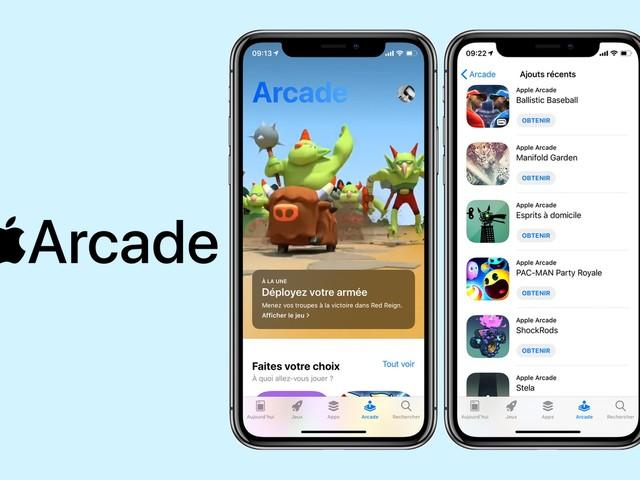Apple Arcade: ding 100 jeux grâce à 6 nouveaux arrivants!
