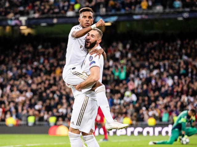 Le Real Madrid en déplacement sur la pelouse d'Eibar, en jeu la tête de la Liga