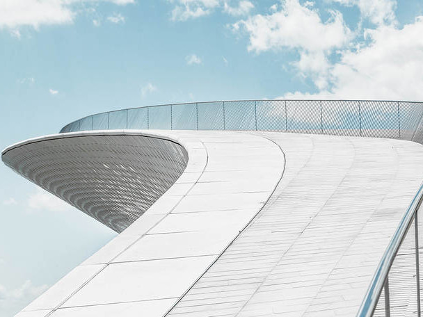 Minimalist Pictures of the Maat Museum in Lisbon