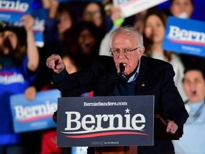 Bernie Sanders, favori des primaires démocrates, joue gros dans le Nevada