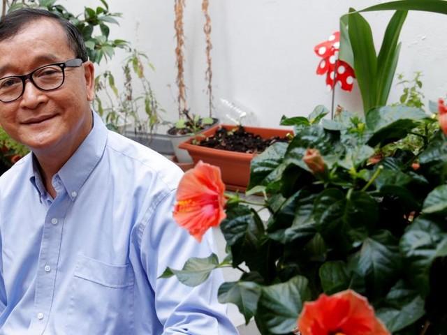 Cambodge: l'annonce du retour de l'opposant Sam Rainsy crispe le pouvoir