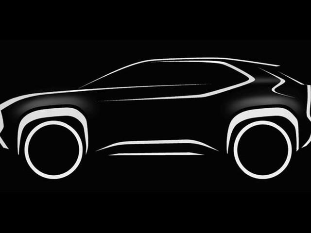 Toyota Yaris Hybride : une déclinaison SUV officialisée pour 2021