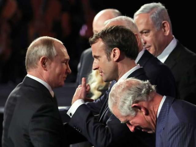 Moscou et Paris veulent un sommet international des cinq membres du Conseil de sécurité de l'ONU