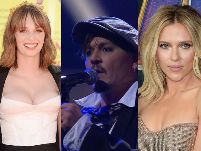 Maya Hawke, Johnny Depp, Scarlett Johansson : ces acteurs qui sont aussi chanteurs