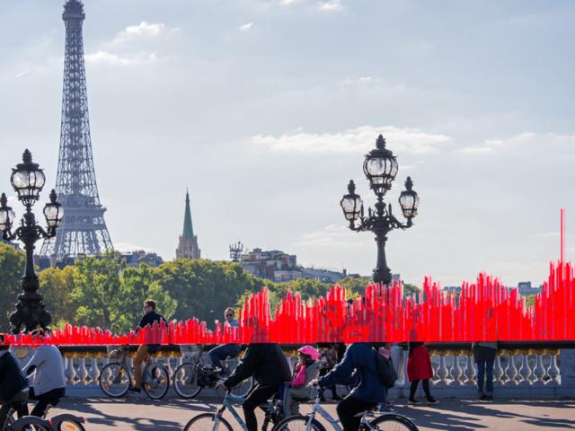 Le trafic RATP s'améliore, le nombre de vélos à Paris continue d'exploser