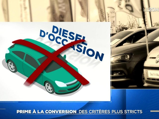 Prime à la conversion : des critères plus stricts