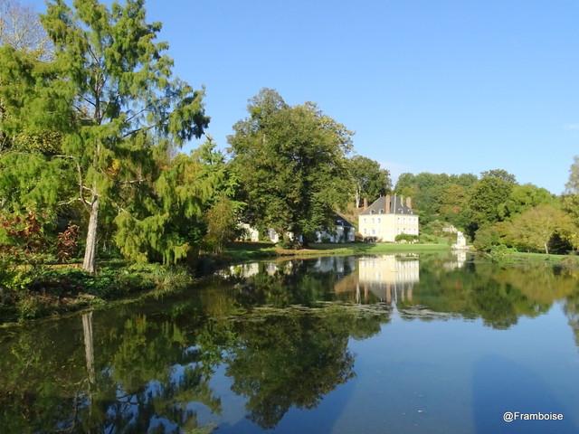 Jardin du Plessis Sasnières - Loir et Cher (41)