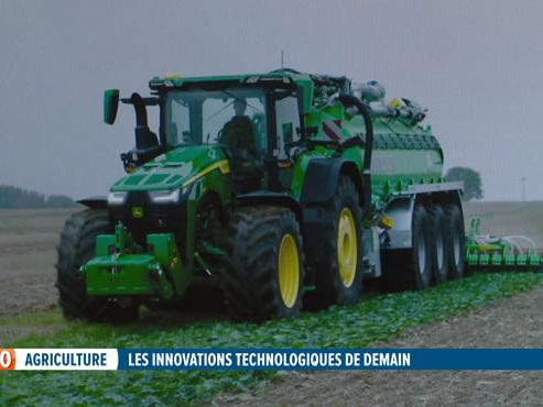 Le futur de l'agriculture: des modèles hybrides visibles ce week-end à Liège (vidéo)