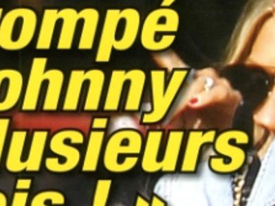 Laeticia Hallyday «a trompé Johnny plusieurs fois», un humoriste sème la zizanie