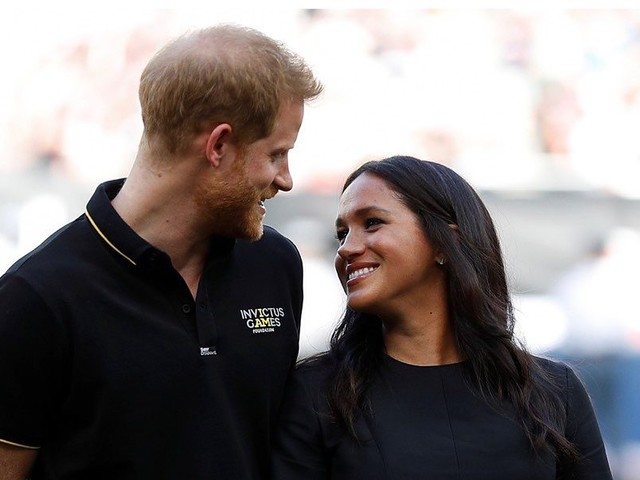 Meghan Markle et Harry réagissent au tweet virulent de Donald Trump