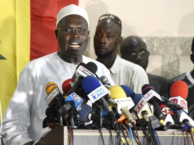 Au Sénégal, l'ancien maire de Dakar Khalifa Sall sort de son silence