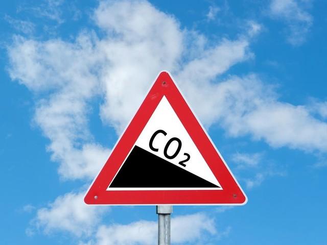 Les émissions de CO2 ont légèrement ralenti en 2019