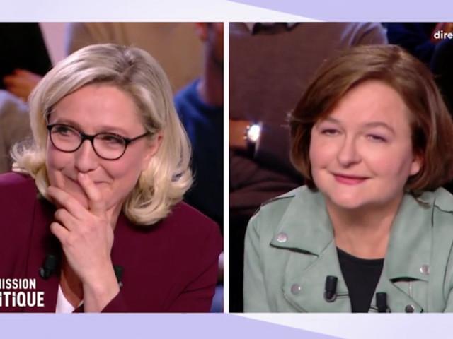 """[VIDEO] """"L'Emission politique"""" : l'annonce de candidature gênante de Nathalie Loiseau aux européennes"""