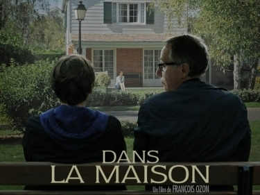 Critique de DANS LA MAISON de François Ozon à voir ce soir sur Ciné + Emotion